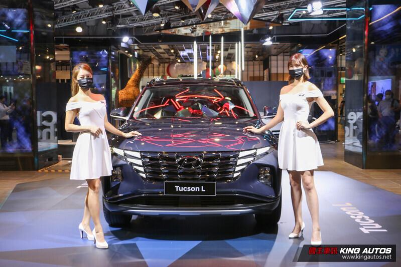 大改款《Hyundai Tucson L》接單價99.9萬元起 首波搭1.6升渦輪引擎 車內空間傲視同級距車款