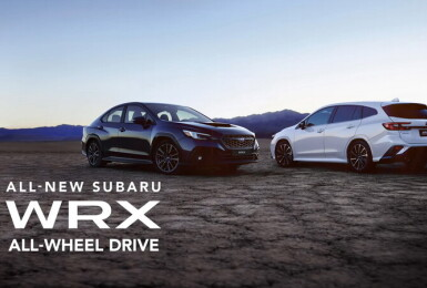 澳洲檸檬哥改名《Subaru WRX Sportwagon 》 確定比照《WRX》裝上2.4渦輪直噴引擎
