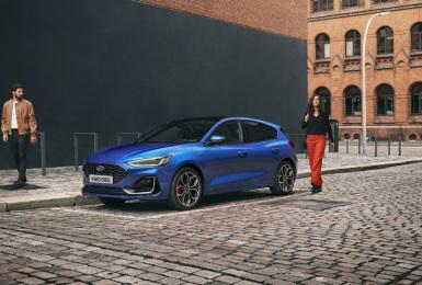 小改款《Ford Focus》發表 新增48V輕油電 換回PowerShift變速箱 行車安全配備升級