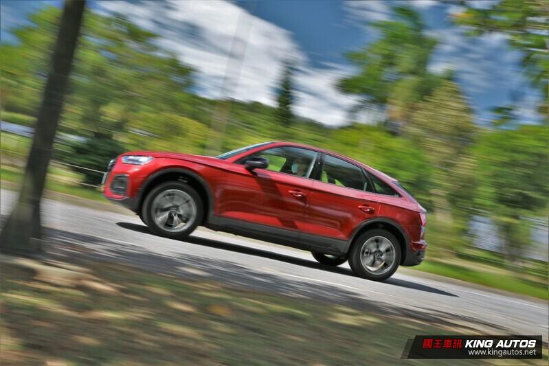 《Audi Q5 Sportback》試駕報導|迷人翹臀是令人購入的開端