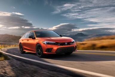 11代《Honda Civic Si》北美發表|1.5升渦輪引擎配6速手排 與Type-R共享退檔補油系統