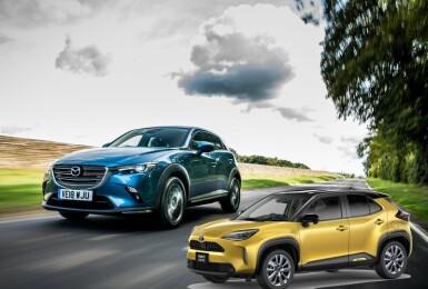 新世代《Mazda CX-3》傳將與《Toyota Yaris Cross》成為雙生車