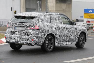 比照《X2 M35i》辦理!下一代《BMW X1》確定將推出M35i性能車型
