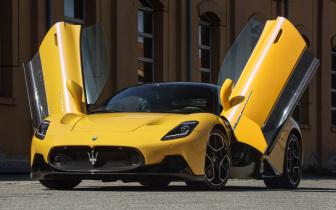 新台幣1280萬起的海神來了!中置引擎超跑《Maserati MC20》正式抵台 坐擁3秒內破百加速實力