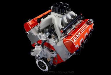 把油耗排汙甩一邊!《Chevrolet》打造10.35升V8自然進氣引擎、馬力高達1004匹!