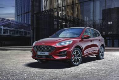運動跑旅、跨界休旅正夯!《Ford Kuga/Focus 超質型》標配Level 2安全輔助系統 也是桃園購物節的大獎