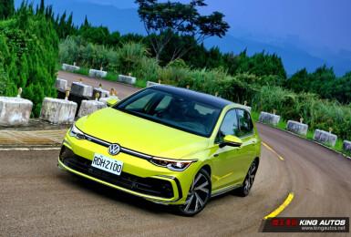 蛻變趁現在《Volkswagen Golf 280 eTSI R-Line》類比轉數位的代價