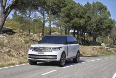 大改款《Land Rover Range Rover》明年第四季抵台|換新平台 首次搭載四輪轉向系統 新增三排七座車型